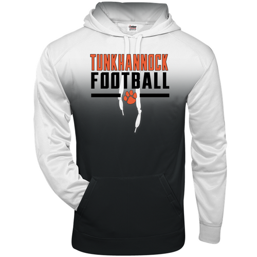 OMBRE HOODIE - Tunkhannock Football
