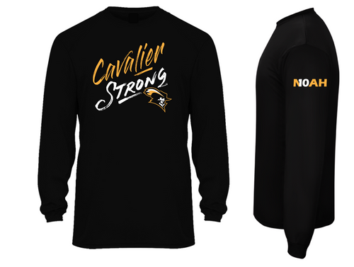 Unisex Long Sleeve - South Carroll Stay Strong
