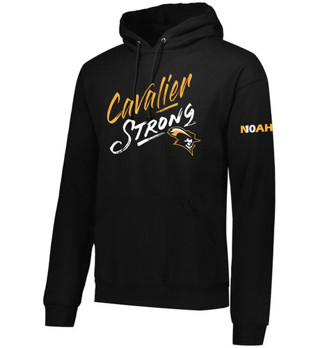 Hooded Sweatshirt - South Carroll Stay Strong