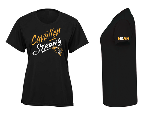 Ladies Tee - South Carroll Stay Strong