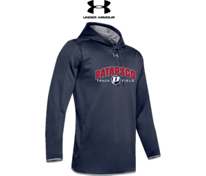 Under Armour Double Threat Armour Fleece® Hoodie - Patapsco Track