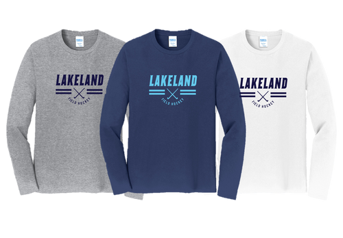 Fan Favorite LONG SLEEVE - LAKELAND FIELD HOCKEY