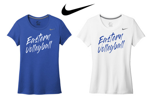 Ladies Nike Legend Tee - Bristol Eastern Volleyball