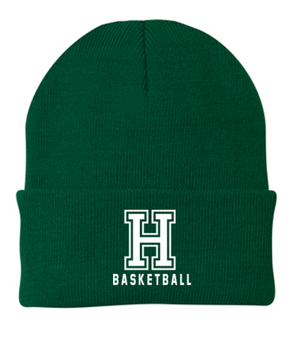 *Knit Beanie - Adult - Harding Prep Basketball