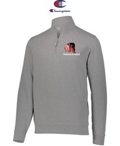 Champion Adult Quarter-Zip Pullover - Rahway Outdoor Track & Field