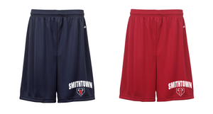 "POCKETED 7"" SHORT - Adult - Smithtown Youth Baseball"