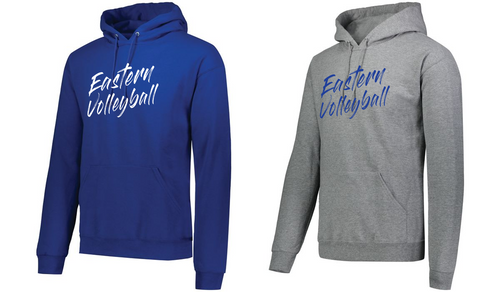 Hooded Sweatshirt - Bristol Eastern Volleyball