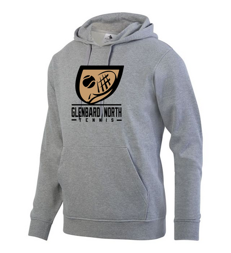 Hooded Sweatshirt - Adult - Glenbard North Tennis