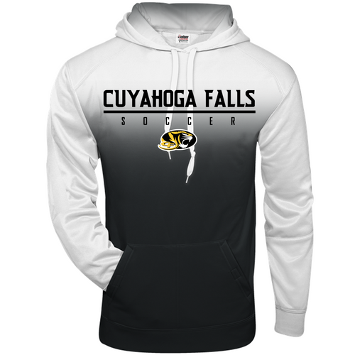 OMBRE HOODIE - Cuyahoga Falls Soccer