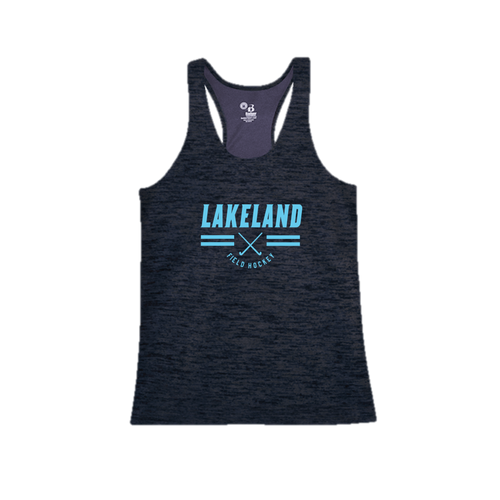 TONAL BLEND RACERBACK TANK - LAKELAND FIELD HOCKEY