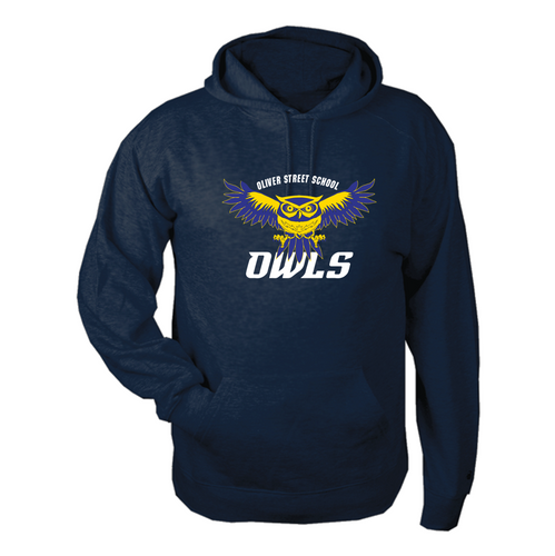 Adult Classic Hoodie - Oliver Street School