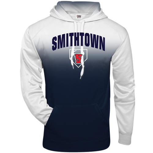 OMBRE HOODIE - Adult - Smithtown Youth Baseball