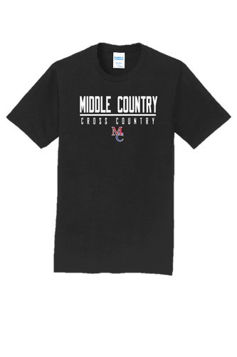 Fan Favorite Tee - Middle Country XC