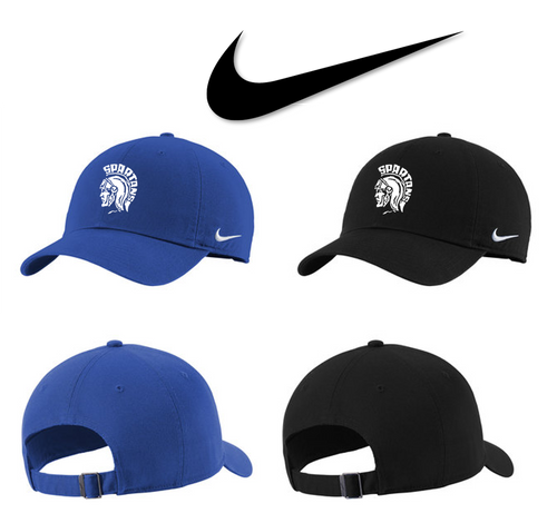 *Nike Heritage 86 Cap - Lewis Mills Volleyball