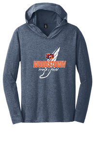 Perfect Tri Long Sleeve Hoodie - Woodstown Track & Field