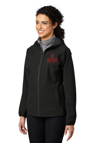 Tech Rain Jacket - LADIES - Delsea Staff