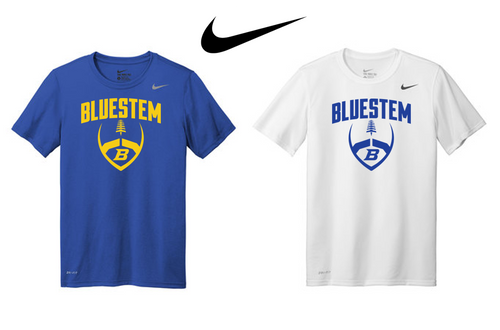 Nike Adult Legend Tee - Bluestem Football