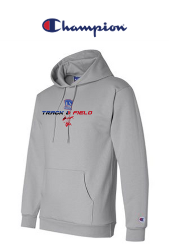 Champion - Double Dry Eco® Hooded Sweatshirt - QUINCY TRACK