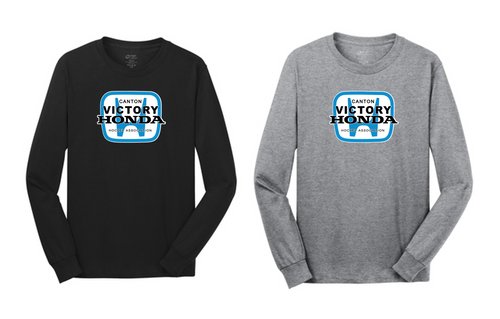 Basic Long Sleeve - ADULT/YOUTH - Canton Victory Honda