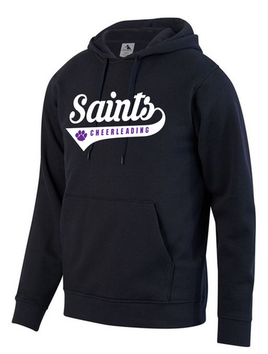 Hooded Sweatshirt - Adult - Saints Cheerleading