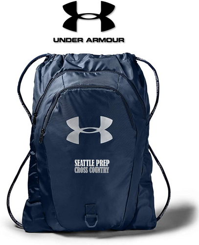*UA Undeniable 2.0 Sackpack - SEATTLE PREP XC