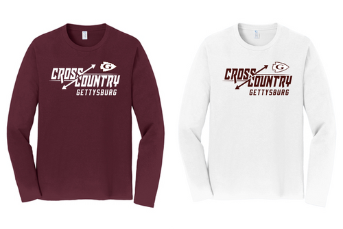Fan Favorite LONG SLEEVE - Gettysburg XC