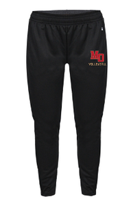 Ladies Trainer Tapered Pants - Mt. Olive Volleyball