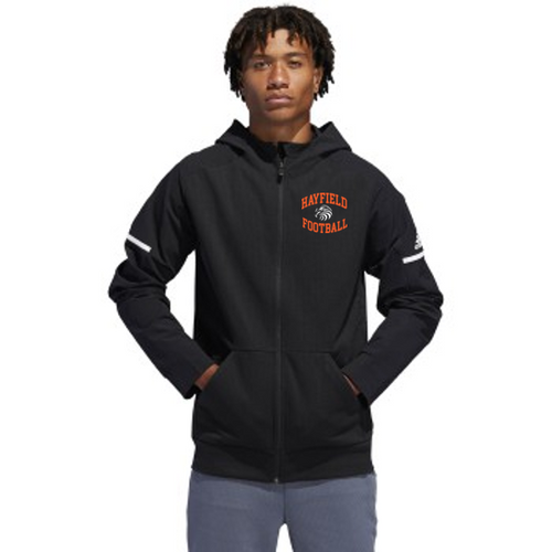 ADIDAS SQUAD FULL ZIP - Adult - Hayfield Football Coaches
