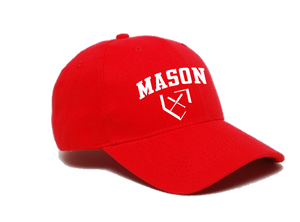 *Brushed Cotton Hook-and-Loop - George Mason Softball