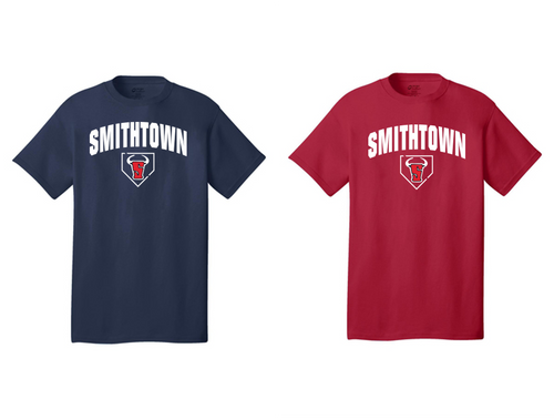 Team Tee - Adult - Smithtown Youth Baseball