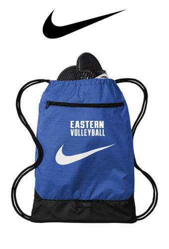 Nike Brasilia Gym Sack - Bristol Eastern Volleyball
