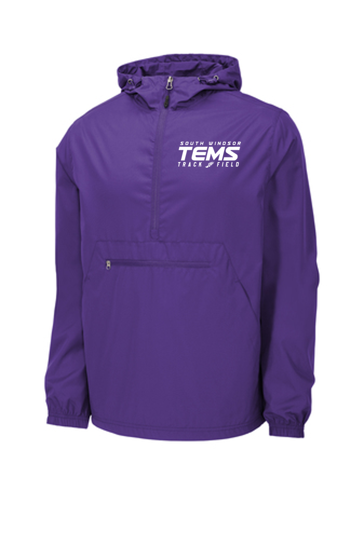 ADULT Anorak - TEMS TRACK & FIELD