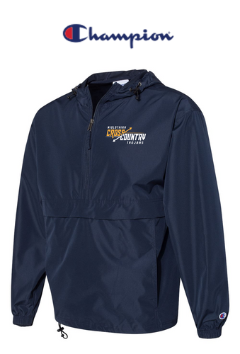 *Champion Packable Quarter-Zip Jacket - Midlothian XC