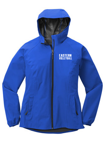 *Ladies Essential Rain Jacket - Bristol Eastern Volleyball