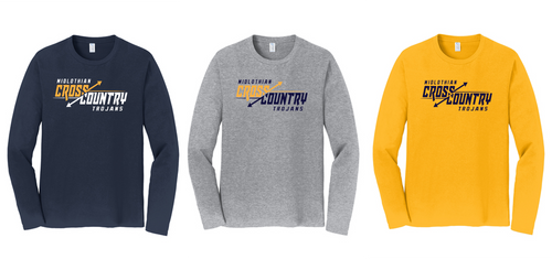 Fan Favorite LONG SLEEVE - Midlothian XC