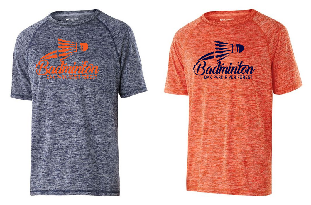Electrify Performance Tee - Adult - OPRF Badminton