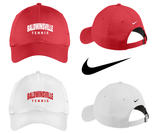 *Nike Unstructured Twill Cap - B-VILLE BOYS TENNIS