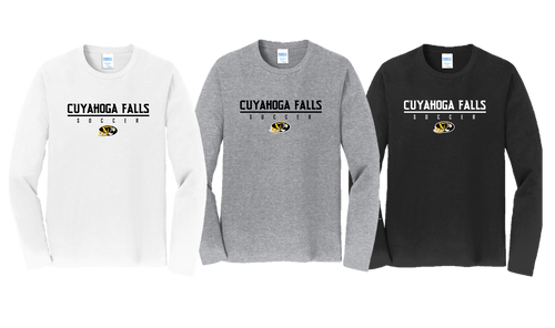 Fan Favorite LONG SLEEVE - Cuyahoga Falls Soccer