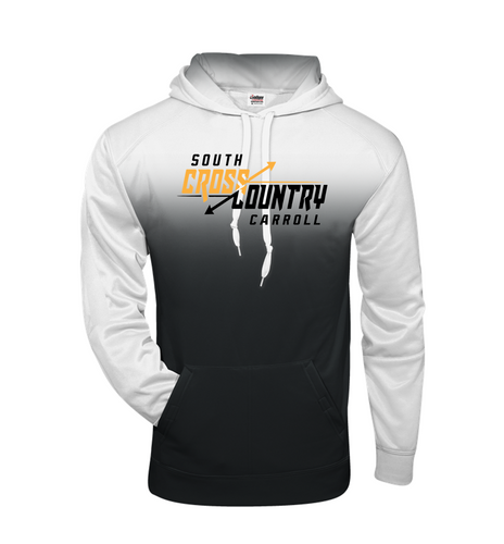 OMBRE HOODIE - South Carroll XC