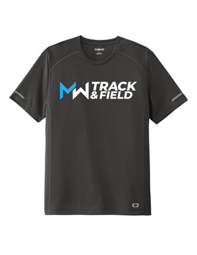 OGIO ENDURANCE Level Mesh Tee - Adult - Midd-West Track & Field