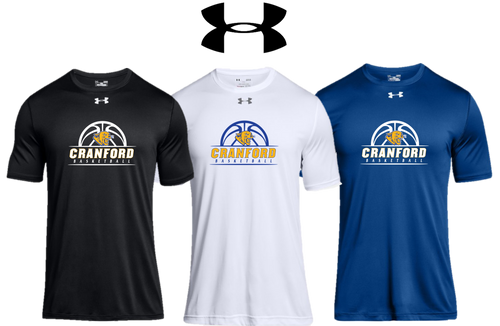 UA Locker Tee 2.0 - Cranford Girls Basketball