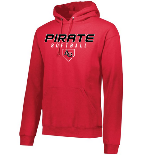 Hooded Sweatshirt - Adult - Ash Grove Softball