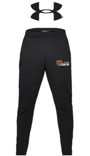 UA UNSTOPPABLE TAPERED PANTS - CENTRAL KITSAP XC