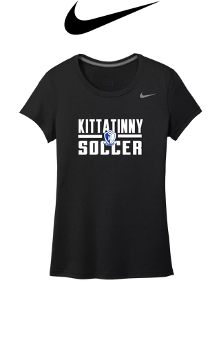 Ladies Nike Legend Tee - Kittatinny Soccer