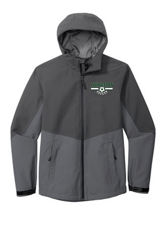 *Tech Rain Jacket - LIVINGSTON SOCCER