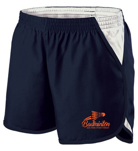 Ladies ENERGIZE SHORTS - OPRF Badminton