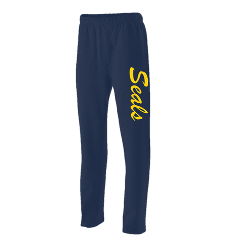 Adult Fleece Sweatpant with Pockets - Pinole Seals Swim