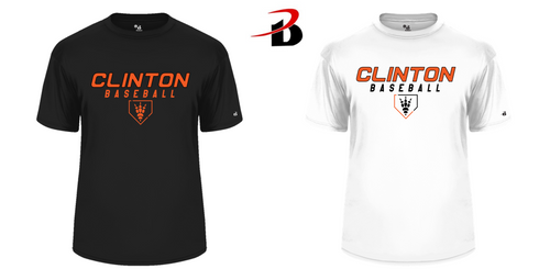BADGER-CORE TEE - Clinton Baseball