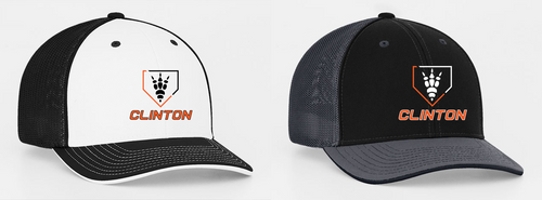 *Flexfit Cap - Clinton Baseball