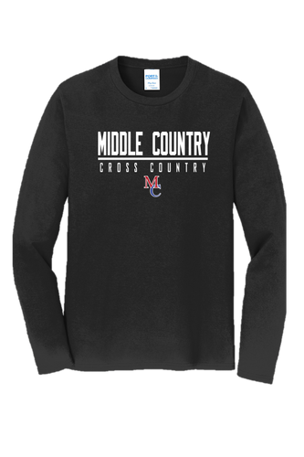 Fan Favorite LONG SLEEVE - Middle Country XC